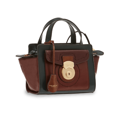 TWO HANDLE BAG