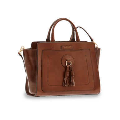 TWO-HANDLE BAG